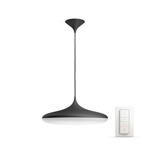 PHILIPS HUE přisazené svítidlo LED Cher 39W; černá (40761/30/P7)