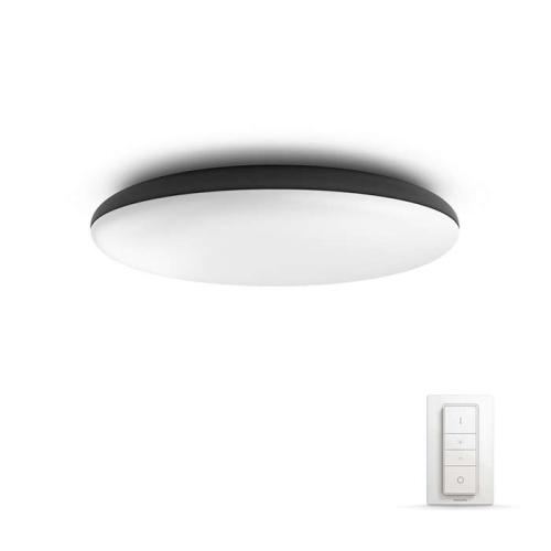 PHILIPS HUE přisazené svítidlo LED Cher 39W; černá (40967/30/P7)