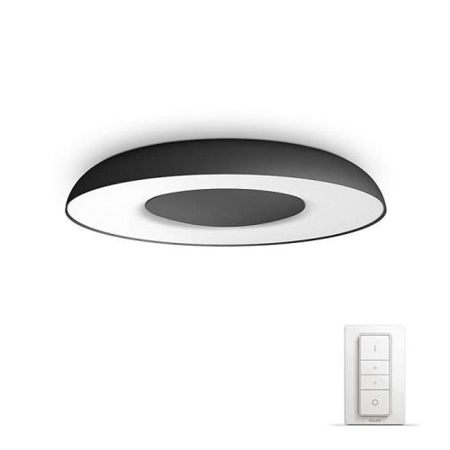 PHILIPS HUE přisazené svítidlo LED Still 32W; černá (32613/30/P7)