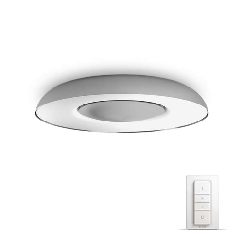 PHILIPS HUE přisazené svítidlo LED Still 32W; hlinik (32613/48/P7)