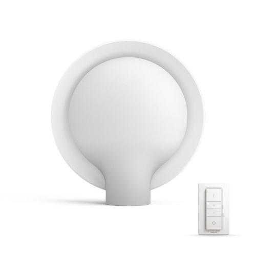 PHILIPS HUE stolní svítidlo LED Felicity 1x9.5W E27; bílá(40975/31/P7)