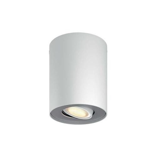 PHILIPS HUE stropní svítidlo LED PILLAR 1x5,5W GU10; bílá (56330/31/P8)