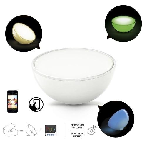 PHILIPS HUE svítidlo LED GO 6W 300lm/RGB; bílá (71460/60/PH)