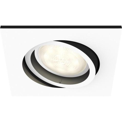 PHILIPS HUE vestavěné svítidlo LED MILLISKIN 1x5,5W GU10; bílá (50421/31/P8)