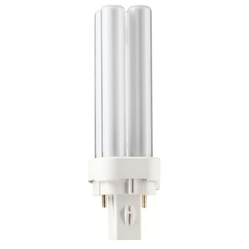 PHILIPS MASTER PL-C G24d-1 10W/827 2pin úsporná žárovka