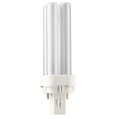 PHILIPS MASTER PL-C G24d-1 10W/830 2pin úsporná žárovka