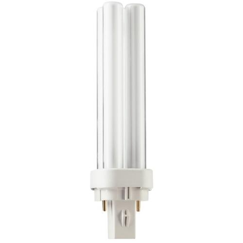 PHILIPS MASTER PL-C G24d-1 13W/827 2pin úsporná žárovka