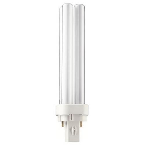PHILIPS MASTER PL-C G24d-2 18W/827 2pin úsporná žárovka