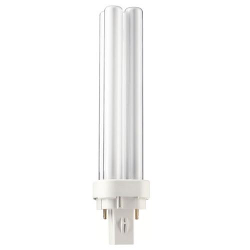 PHILIPS MASTER PL-C G24d-2 18W/830 2pin úsporná žárovka