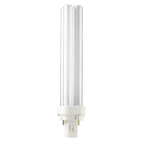 PHILIPS MASTER PL-C G24d-3 26W/827 2pin úsporná žárovka