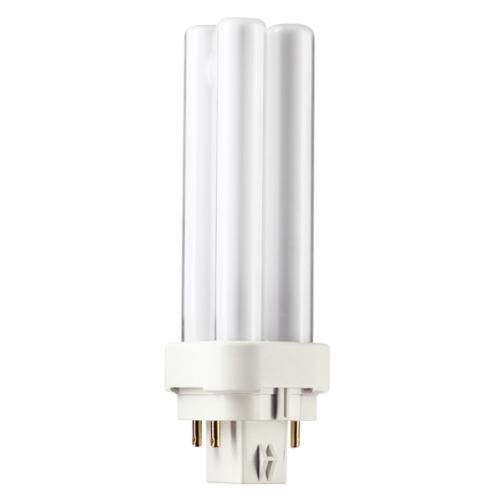 PHILIPS MASTER PL-C G24q-1 10W/830 4pin úsporná žárovka
