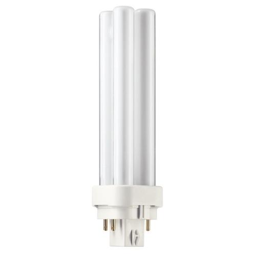 PHILIPS MASTER PL-C G24q-1 13W/840 4pin úsporná žárovka