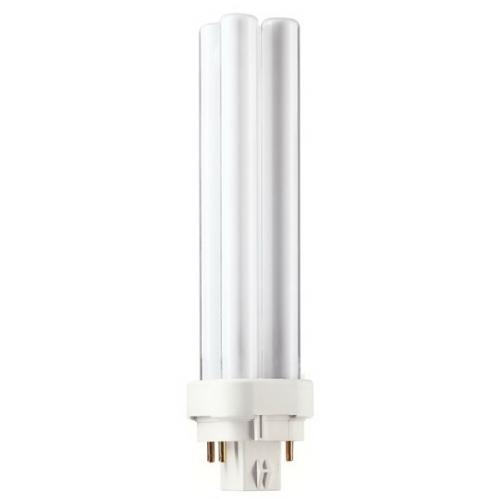 PHILIPS MASTER PL-C G24q-2 18W/827 4pin úsporná žárovka