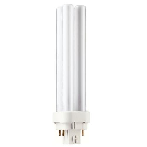 PHILIPS MASTER PL-C G24q-2 18W/830 4pin úsporná žárovka