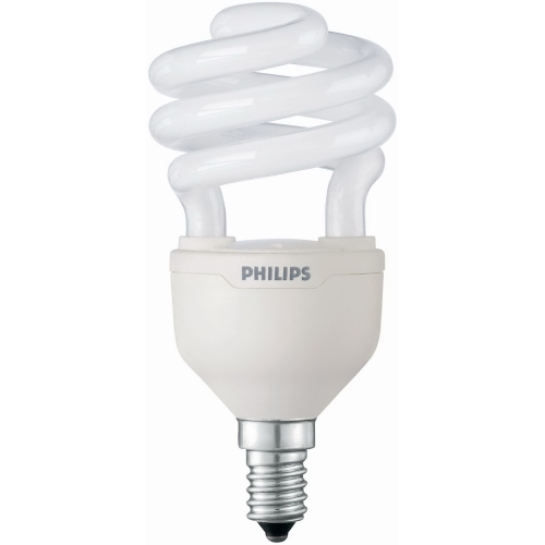 PHILIPS TORNADO E14 12W/865 úsporná žárovka