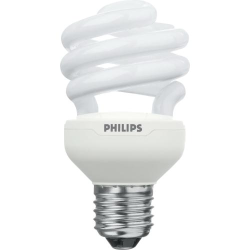 PHILIPS TORNADO E27 15W/827 úsporná žárovka