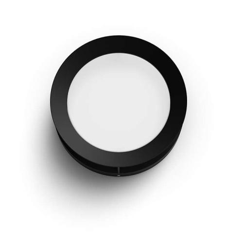 PHILIPS venkovní LED svítidlo Actea; černá (17390/30/P0)