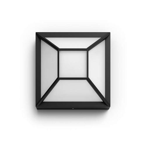 PHILIPS venkovní LED svítidlo Drosera; černá (17393/30/P0)