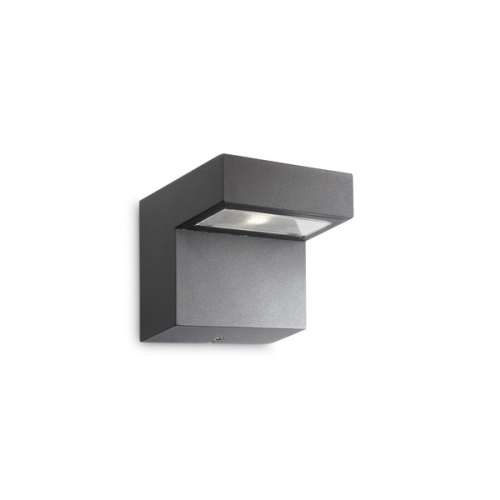 PHILIPS venkovní LED svítidlo Riverside; antracit (16320/93/16)