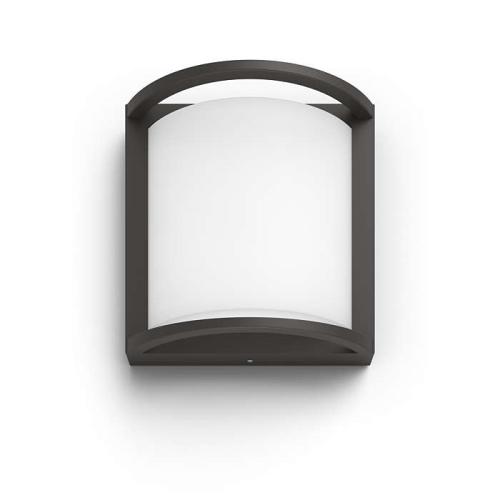 PHILIPS venkovní LED svítidlo Samondra; antracit (17391/93/P0)