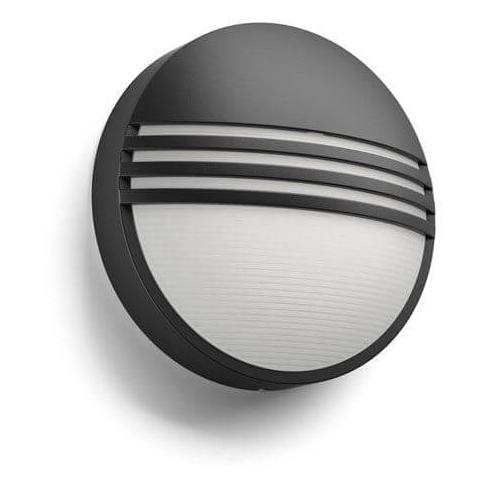 PHILIPS venkovní LED svítidlo Yarrow; černá (17296/30/16)