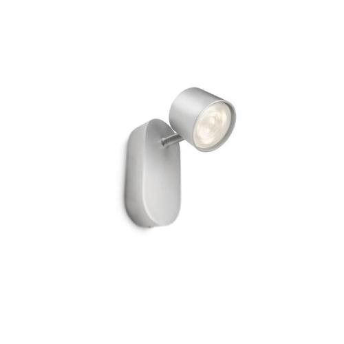 PHILIPS vnitřní LED svítidlo Star; hliník (56240/48/16)