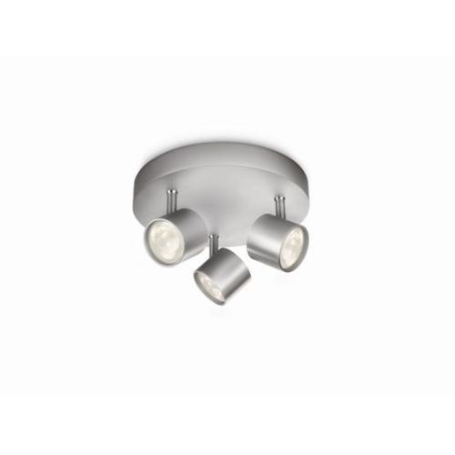 PHILIPS vnitřní LED svítidlo Star; hliník (56243/48/16)
