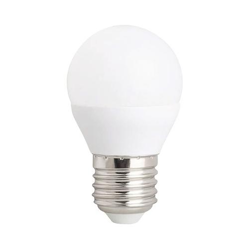 PILA E27 5.5W 2700K 470lm náhrada 40W, LED kapková žárovka P45 NonDim