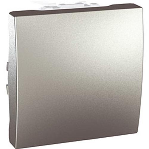 Přepínač střídavý, řazení 6, aluminium, Schneider