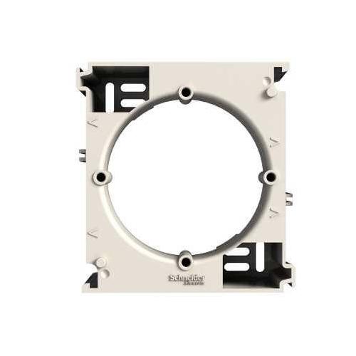 Schneider ASFORA krabice pro montáž na povrch jednonásobná CREAM; EPH6100123