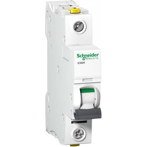 Schneider Electric jistič 1P 20A B 10kA; iC60H jistič jednopólový