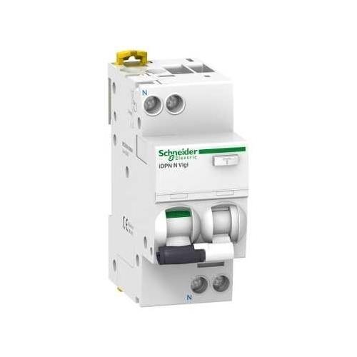 Schneider Electric proudový chránič 2P 16A 30mA iDPN AC; A9D55616