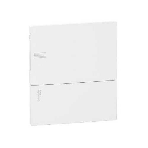 Schneider Electric rozvodnice Mini Pragma 8M bíle plne dveře zapušt. mont.