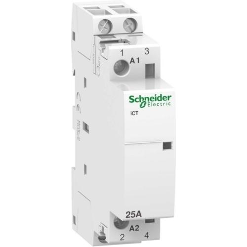 Schneider Electric stykač 25A 230/240V AC 50Hz; A9C20732 2ZAP
