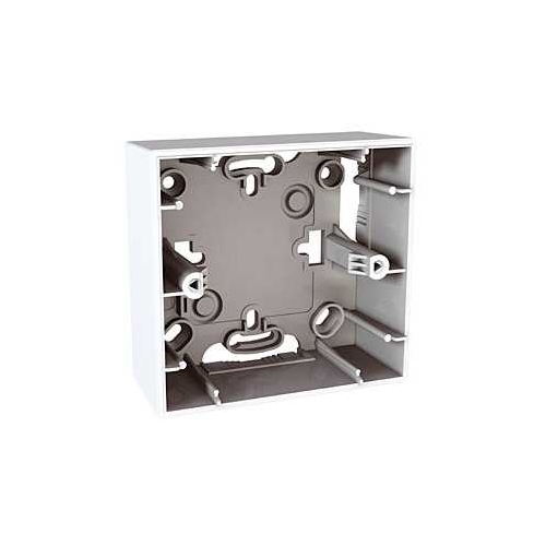 Schneider krabice pro montaz na omitku 1-nas. polar ;  MGU800218 (MGU8.002.18)