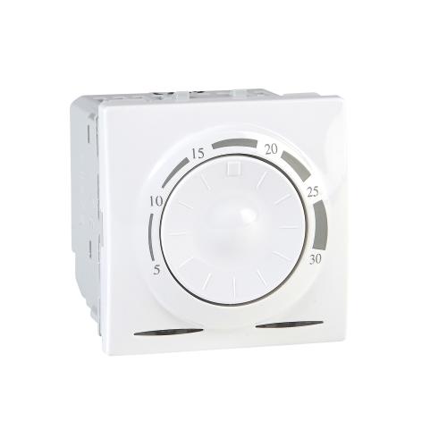Schneider UNICA termostat otočný POLAR; MGU350118 (MGU3.501.18)