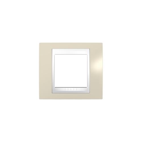 Schneider UNICAplus rám.krycí ARENA/POLAR ;  MGU6002867 (MGU6.002.867)
