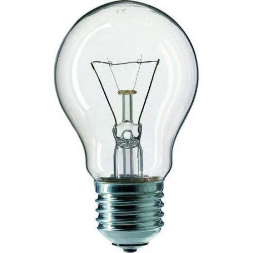TESLAMP žárovka 40W 230V E27, klasická čirá žárovka