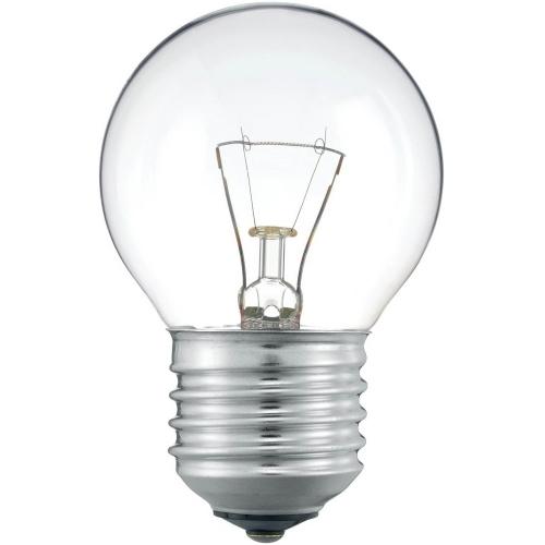 TOPLUX kapková žárovka 25W 230V E27 , klasická čirá kapková žárovka