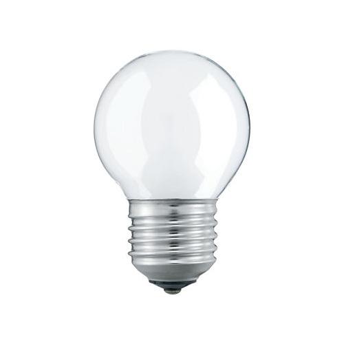 TOPLUX kapková žárovka matná 25W 230V E27, klasická matná kapková žárovka